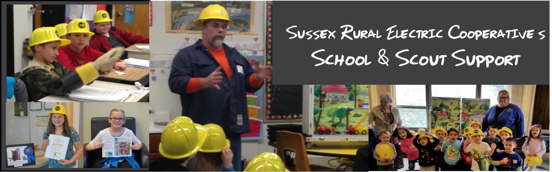 Schools | Sussex Rural Electric Cooperative