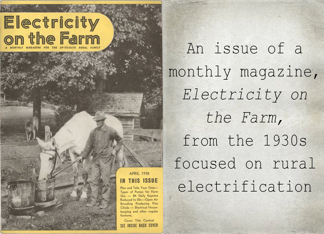 """Electricity on the Farm"""