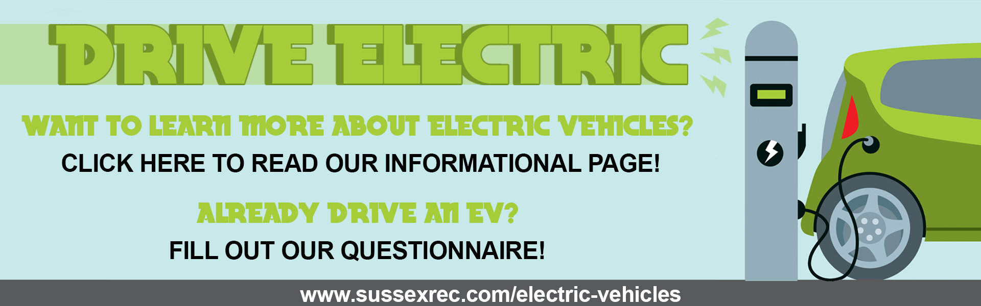 DRIVE ELECTRIC: All About Electric Vehicles