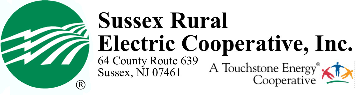 Sussex Rural Electric Cooperative logo