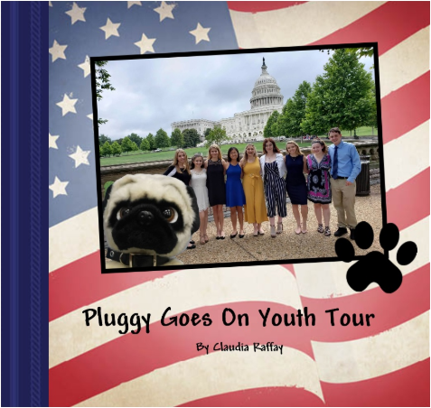 Pluggy Goes on Youth Tour