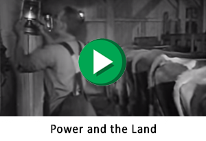 Rural Electrification - Power and the Land