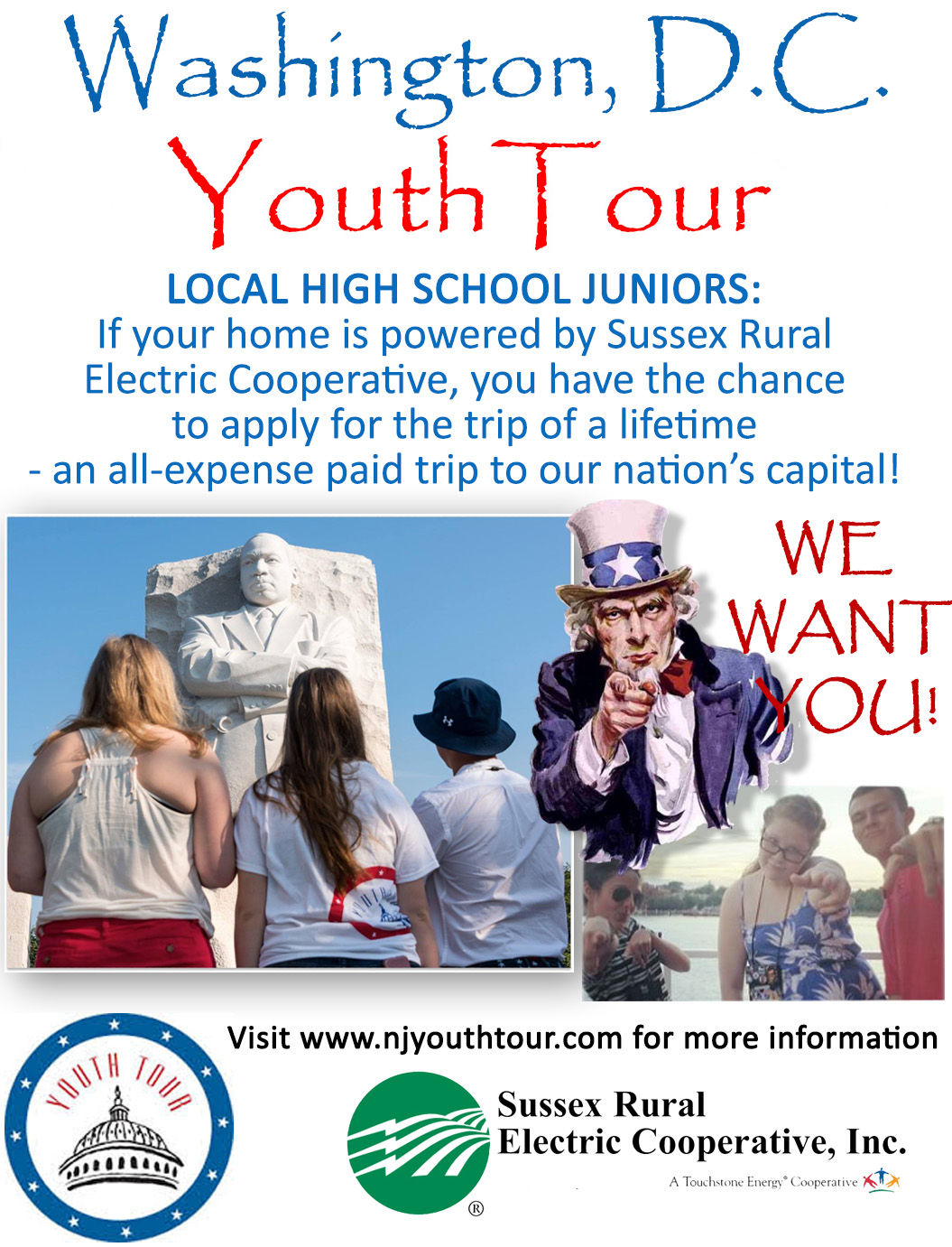 Youth Tour ad