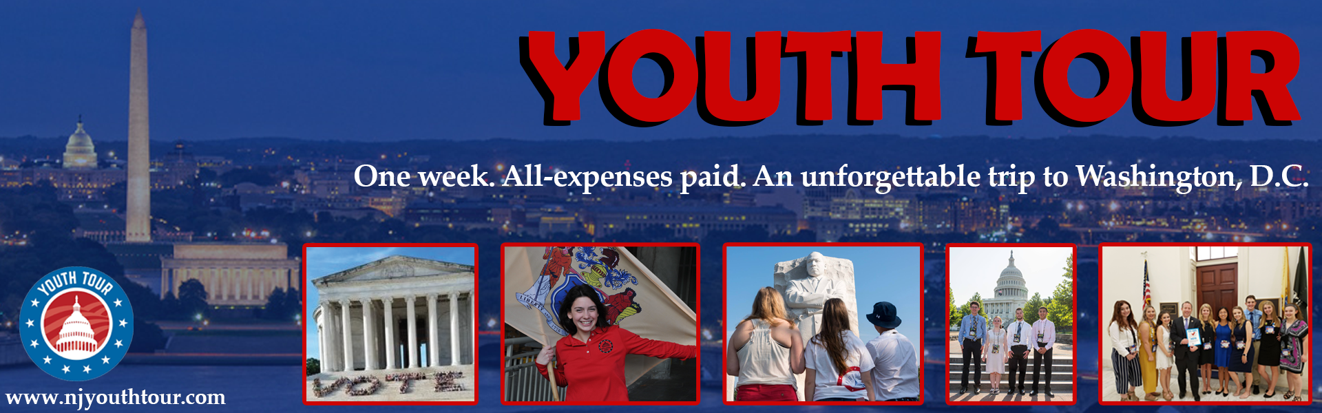 Youth Tour Header